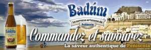 Bière Badum - Peniscola