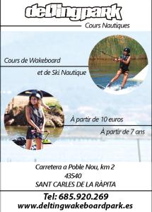 Delting park base nautique et wakeboard