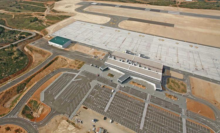 aéroport de Castellon