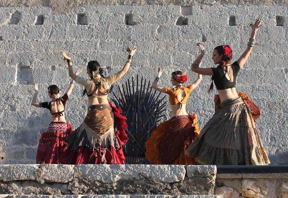 Tribal fest on the rock