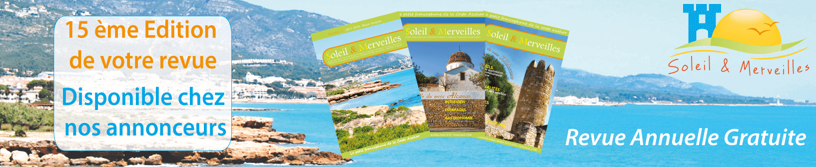 Soleil & Merveilles – Presse Française – Costa Azahar