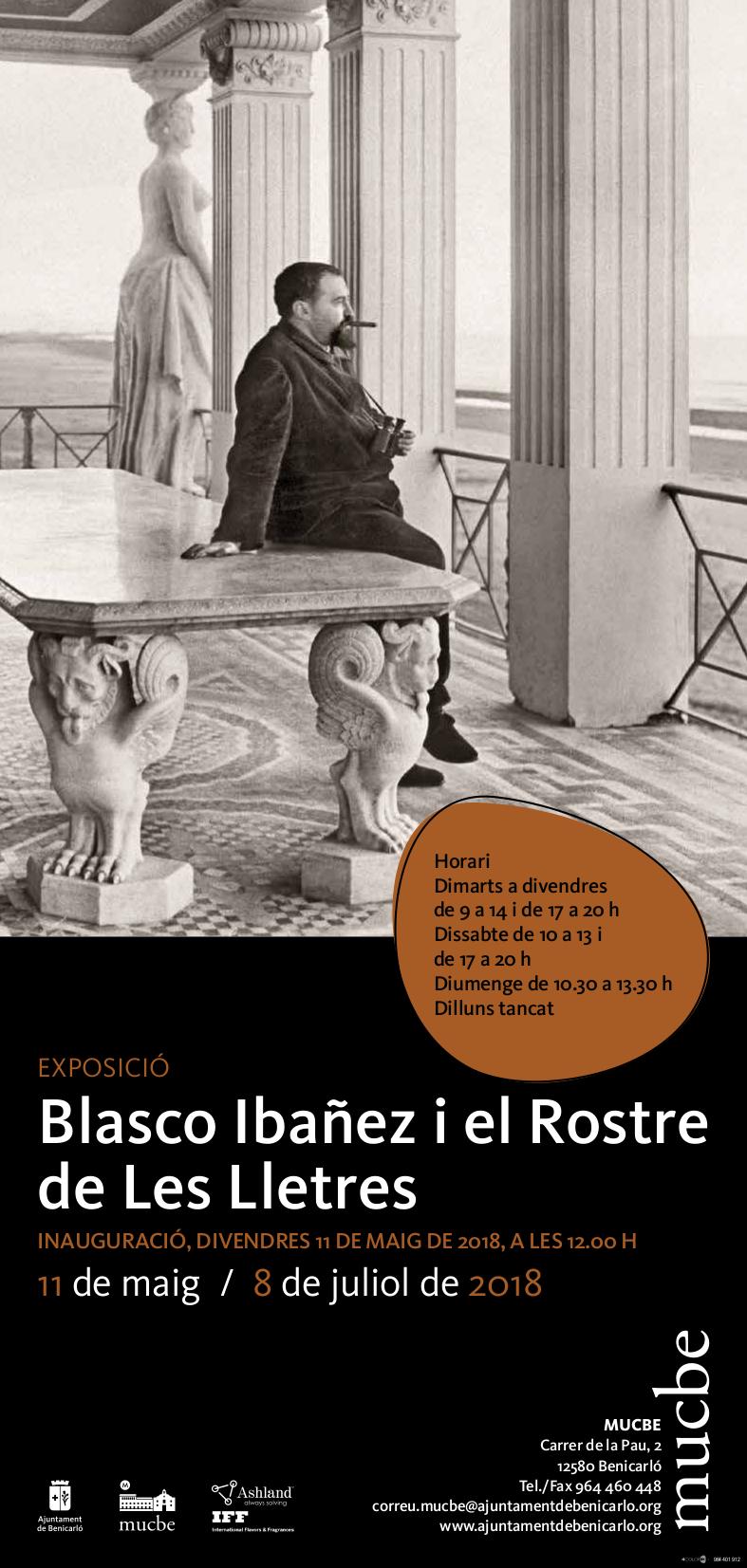 exposition-Benicarló-Blasco-Ibañez-accueil